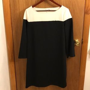 Gap Colorblock Dress